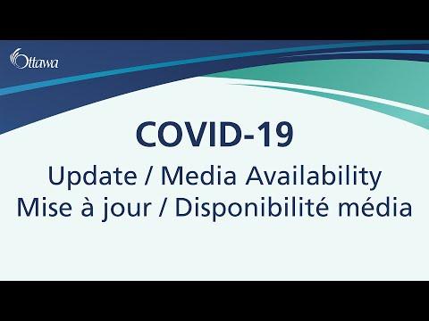 COVID-19: Update / Media Availability — 2020/09/02