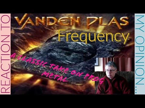 Vanden Plas - Frequency (First Listen) Reaction/Review mp3