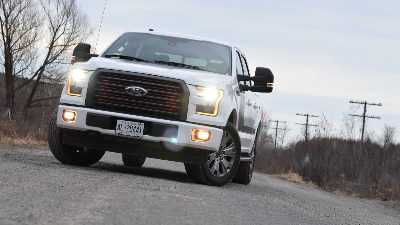 Ford F   Speed Transmission Review