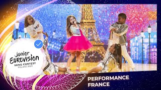 France 🇫🇷  - Valentina from France performs J'imagine at Junior Eurovision 2020