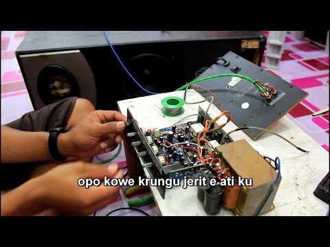 cara merakit amplifier+Subwoofer (HD)
