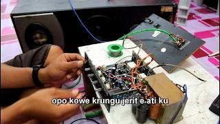 Download Video Cara Merakit Amplifier+Subwoofer (HD) MP3 3GP MP4
