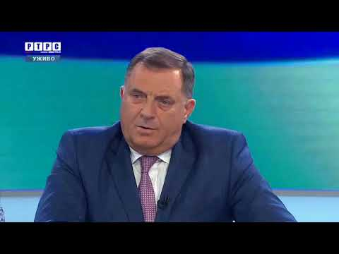 Predsjednik govori - Intervju sa Miloradom Dodikom, predsjednikom Republike Srpske