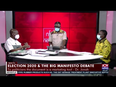 NewsFile on JoyNews (12-9-20)