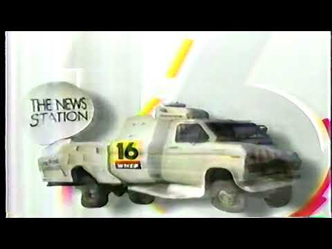 WNEP Newswatch 16 intro (mid 90s)  ARCHIVE 