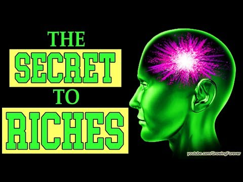 The Miracle Secret to Riches - Create Money, Abundance, Law of Attraction, (Subconscious Mind)