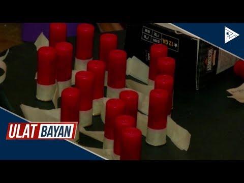PNP: Mga nasabat na armas kay Arnold Padilla, iligal