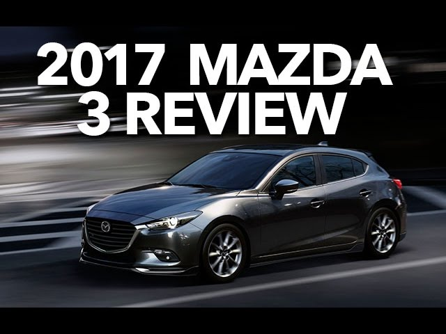 2017 Mazda 3 Full Review Crazy Headlights And Road Test Driiive Tv Find The Best Car Commercials Movies
