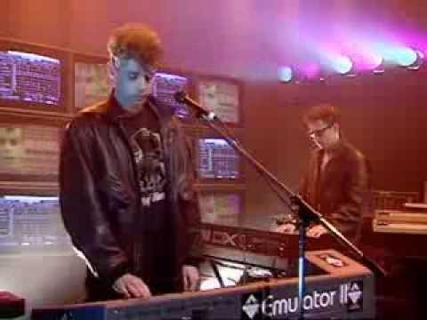 Fairlight in Action (Pet Shop Boys : Opportunities)