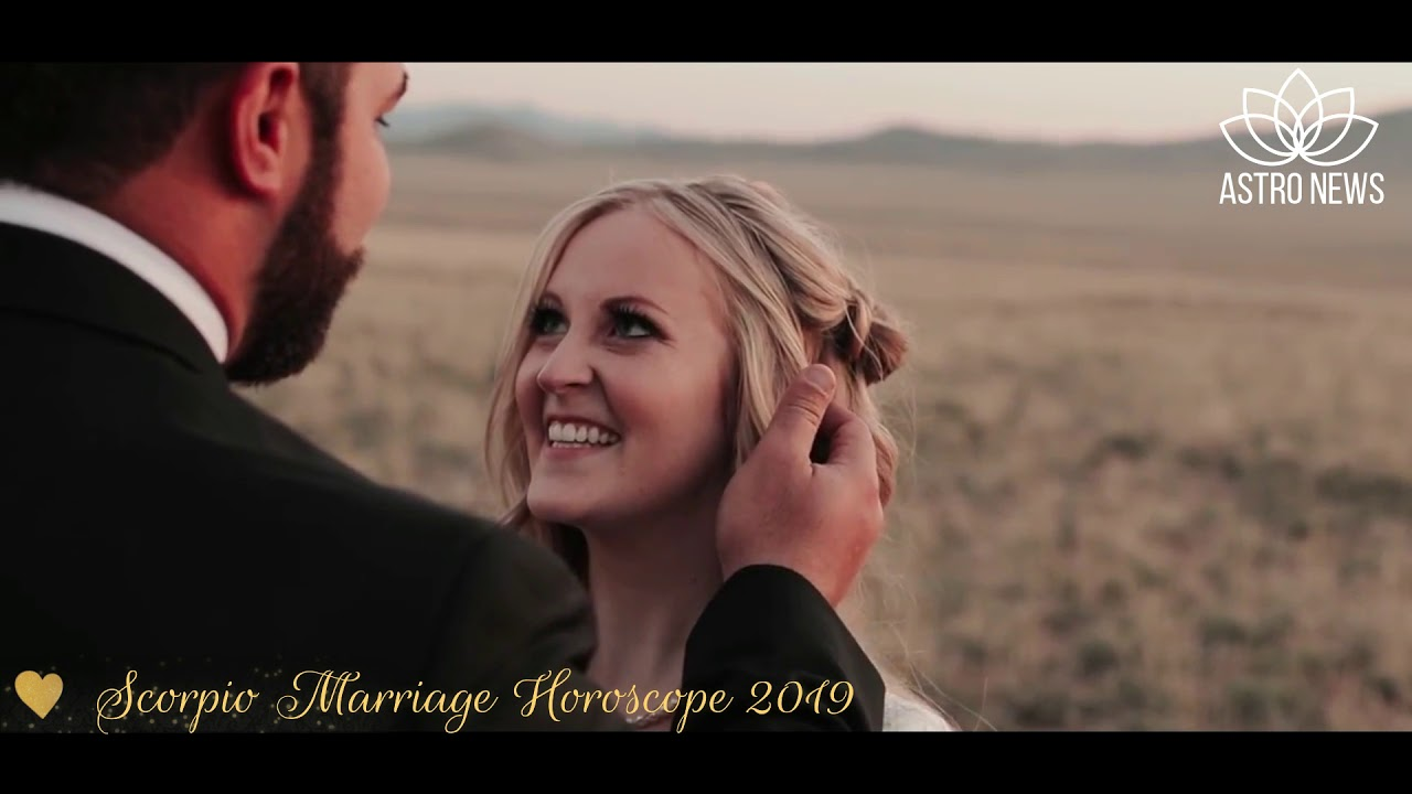 Scorpio Love Marriage and Romance Horoscope 2019 - You Will Enjoy A  Satisfying Romance Life ♏
