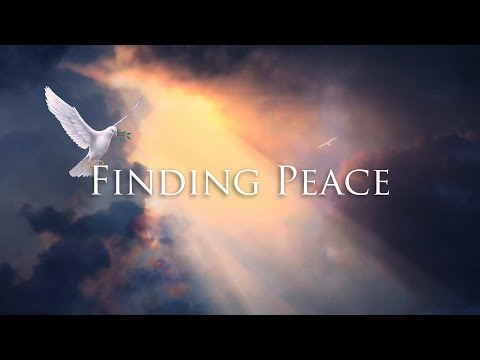Finding PEACE, Finding Shalom in Life