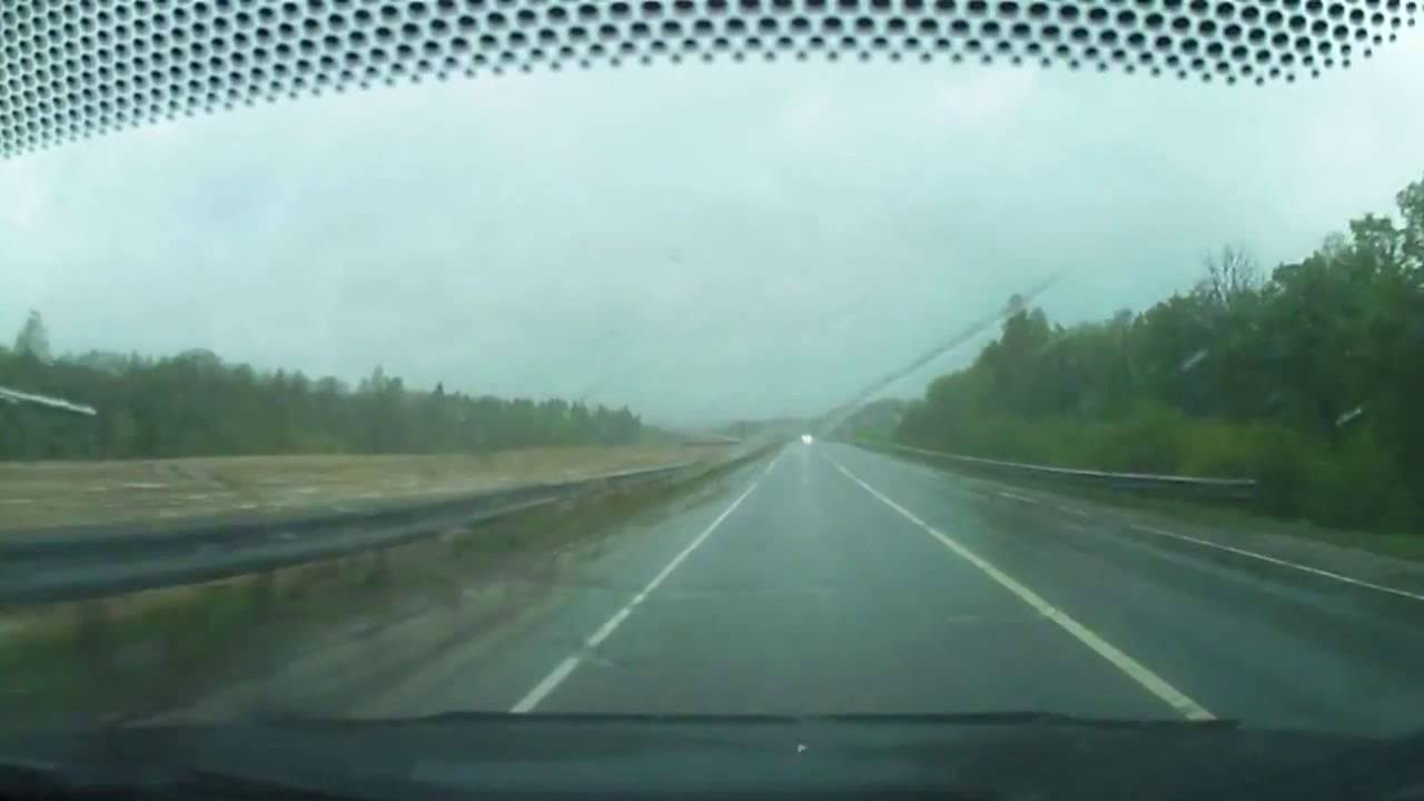 ДТП в Сыктывдинском районе. Chery и грузовой фургон Isuzu