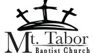 Mt Tabor Baptist Church Live Stream - Wednesday, December 12, 2018  7 PM
