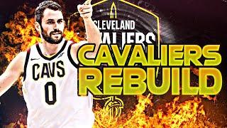 BLOWING UP THE CAVALIERS REBUILD! (NBA 2K20)