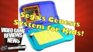 Sega Pico System Review - Gamester81