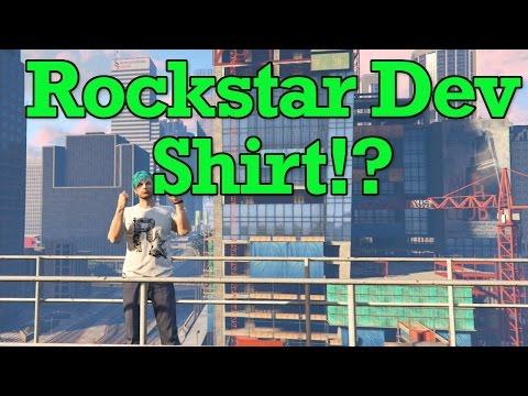 GTA 5: Freemode Events LIVE! I have a Rockstar Dev Shirt!?