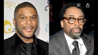 Tyler Perry does something amazing in Spike Lee's name - I'm impressed