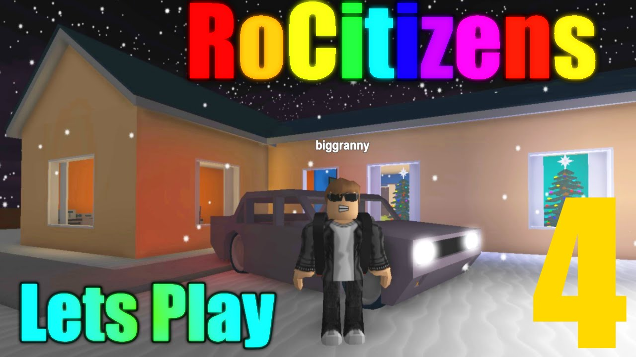 rocitizens how to buy a car