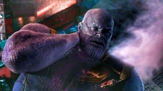 Gamora vs Thanos Scene - Avengers Infinity War (2018) Movie Clip HD [1080p 50 FPS HD]