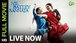 Repeat youtube video Nil Battey Sannata | Full Movie LIVE on Eros Now | Swara Bhaskar, Ratna Pathak