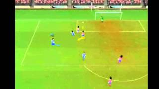 Sensible Soccer 2006 (PS2) Gameplay 2