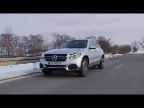 Mercedes GLC F-CELL assembly