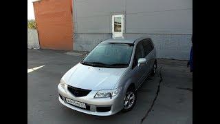 Видео-обзор Мазда Премаси 2001г. Mazda Premacy
