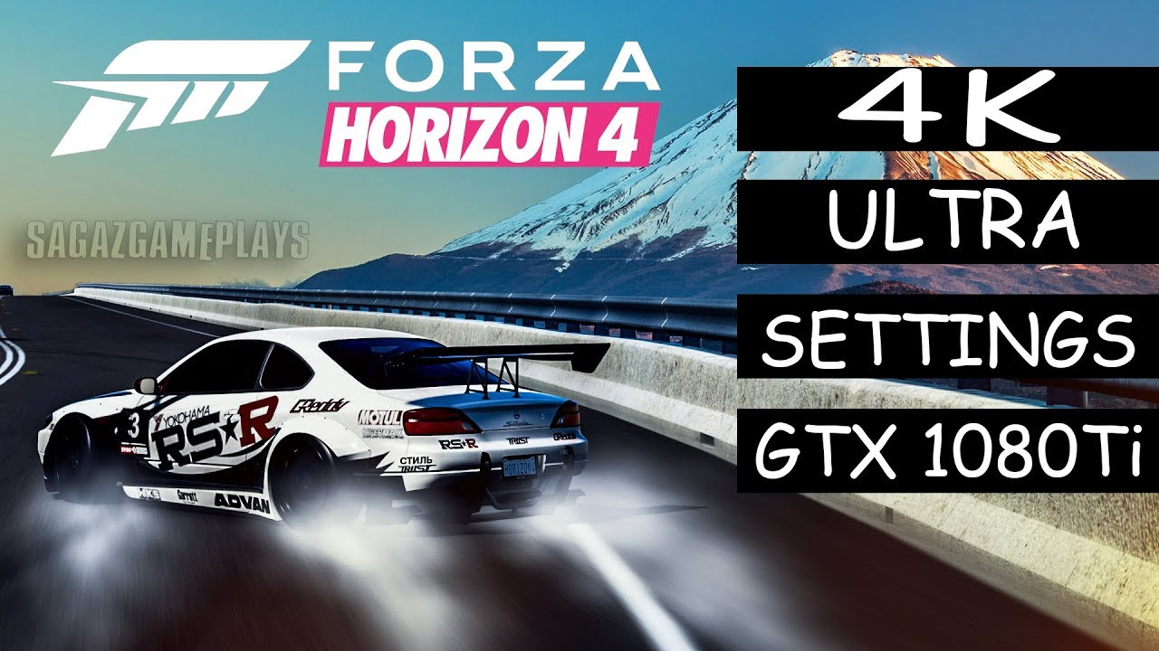 forza horizon 4 ultra settings 4k gameplay youtube. Black Bedroom Furniture Sets. Home Design Ideas