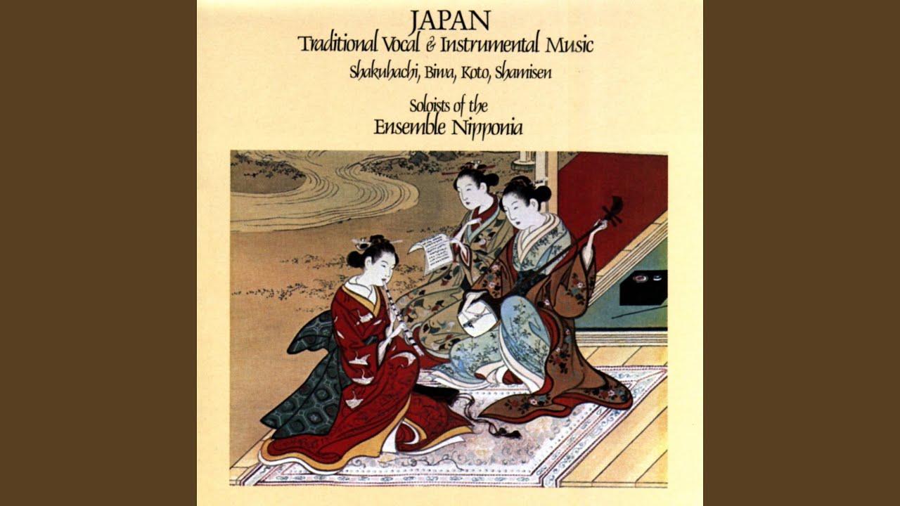 Azuma Jishi Voice, Shakuhachi, Shamisen, Koto