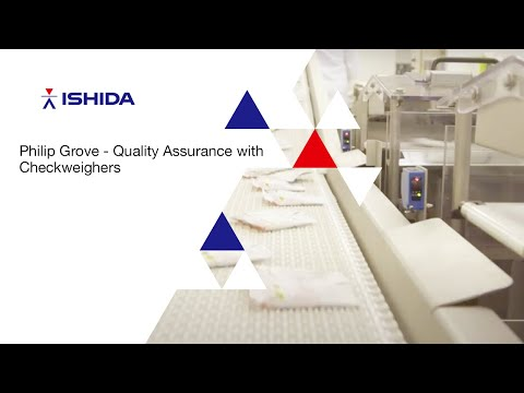 Interview Video Philip Grove - Quality Assurance with Checkweighers