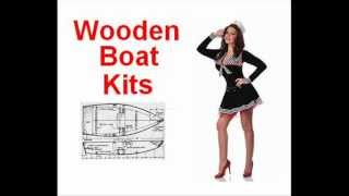 Wooden Boat Kits
