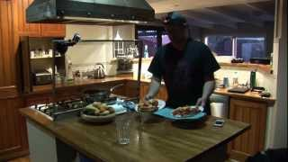 Easy Herb & Butter Whiting & Crispy Healthy Chips - Tyler's Cooking