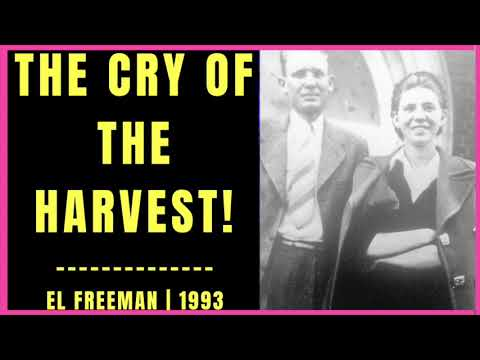 The Cry of the Harvest by EL Freeman (1993)