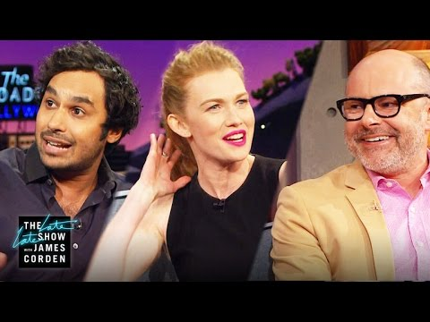 Mireille Enos, Rob Corddry & Kunal Nayyar Share Love Stories