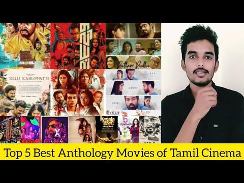 Top 5 Best Anthology Movies of Tamil Cinema by Critics Mohan   Netflix India   Amzonprime Tamilmovie