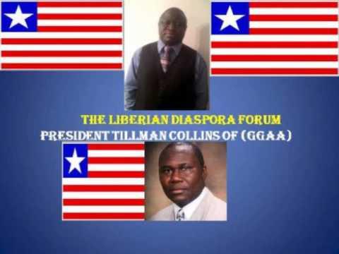 LIBERIAN DIASPORA FORUM(LDF) with President Tillman Collins