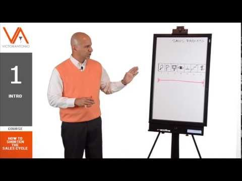 Sell More, Faster - Sales Training Course (1 Of 20): Introduction To Shortening The Sales Cycle