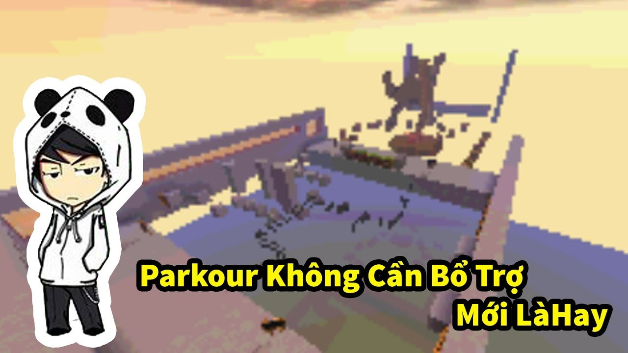 [Mini World] Parkour Pro Hay Noob Không Quan Trọng, Quan Trọng Là Phải VUI #1