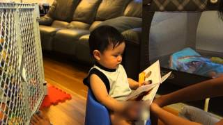 Fatherhood - Marcus is 11 Months Old, Potty Training Update