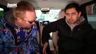 Mercedes-Benz V 250 Blue Tec - Большой тест-драйв (видеоверсия) / Big Test Drive(