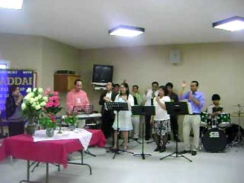 El Shaddai Red Deer  8/22/09 part 1