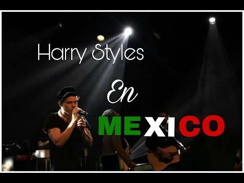 SHOW SECRET DE HARRY STYLES | MEXICO| COMPLETÓ