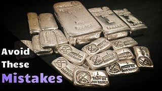 Are You Making These SILVER STACKING Mistakes?