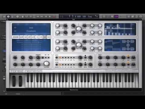 Tone 2 Nemesis: Phase Distortion (Saw/Square)