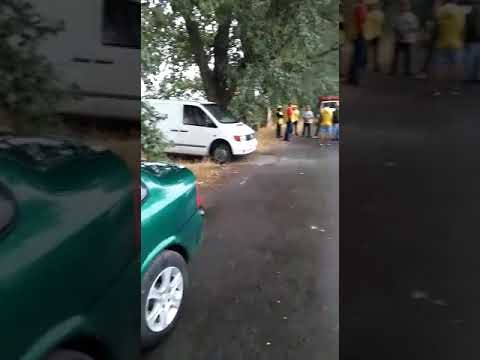 Война с мусором в Багаевской