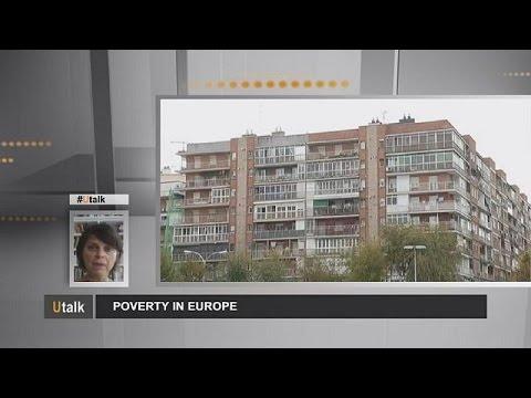 Avrupa'da yoksullukla mücadele - utalk