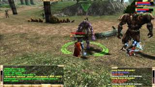 Some pictures of knight online 2005-2008 years - Ares