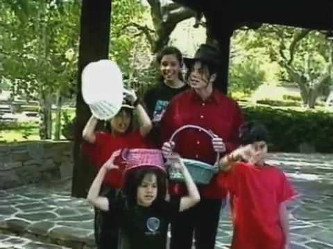 Michael Jackson - Private Home Movies HQ (Part 4 of 10) Bad & Neverland