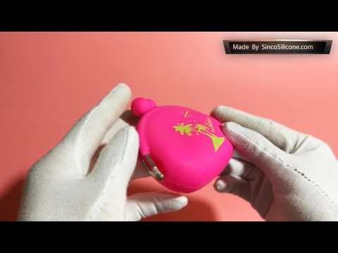 rubber coin purse wholesale - silicone consumer products manufacturer
