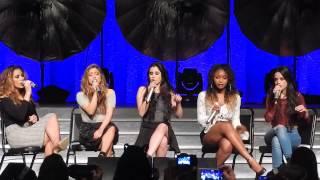 "Fifth Harmony - ""La La La/Latch"" - Reflection Tour - CT 3/22"